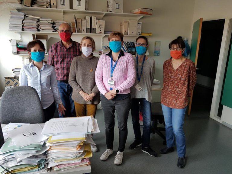 Une filière innovante de masque anti-covid en Comminges