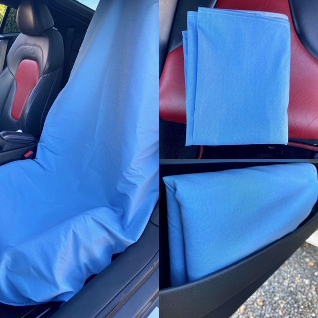 Housse de protection pour siège de voiture