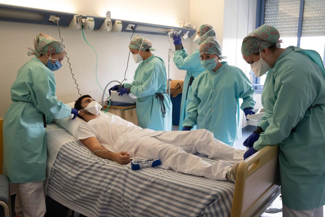 Des EPI Au Cœur De Services Hospitaliers Pilotes
